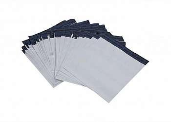 Envelope pebd com fitas adesiva