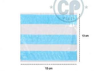Envelope plástico awb transparente